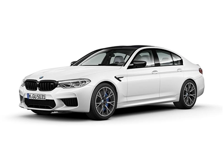 BMW M5 Saloon M5 DCT (Competition Pack)