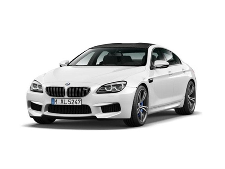 BMW M6 Gran Coupe M6 DCT