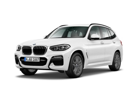 BMW X3 xDrive20d M Sport Step Auto *Incl. Sun Protection Glass*