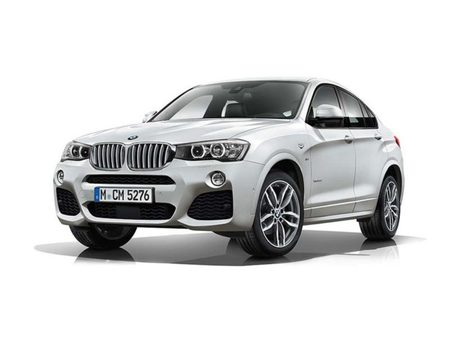 BMW X4 xDrive20d xLine Step Auto