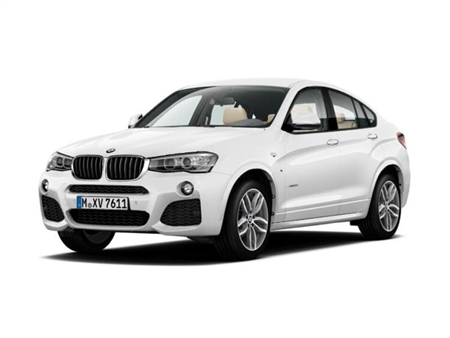 BMW X4 xDrive20d M Sport Step Auto *Incl. Sun Protection Glass*