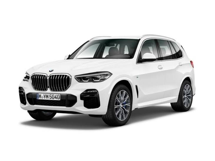 BMW X5 xDrive30d M Sport Auto | Car Leasing | Nationwide Vehicle Contracts