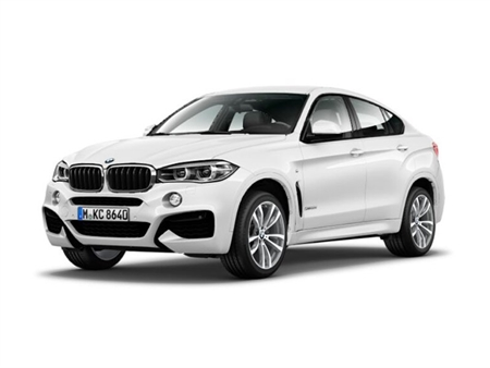 BMW X6 xDrive30d M Sport Step Auto *Incl. M Sport Plus Pack*