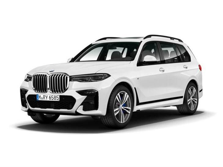 Bmw X7 Xdrive40i M Sport Step Auto Car Leasing