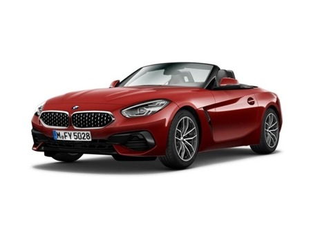 Bmw Z4 Roadster Car Leasing Nationwide Vehicle Contracts