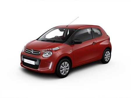 Citroen C1 1.0 VTi Touch 3 Door