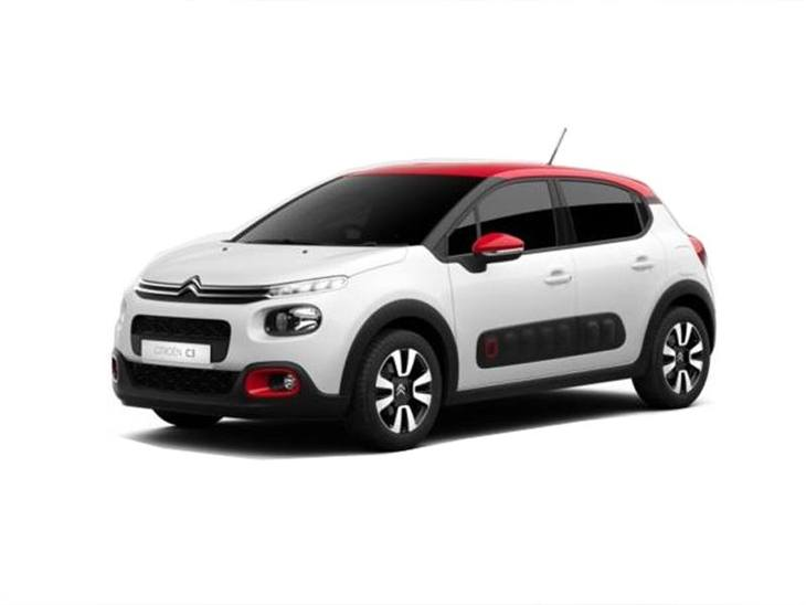 citroen c3 1 2 puretech 82 flair car leasing nationwide vehicle contracts. Black Bedroom Furniture Sets. Home Design Ideas