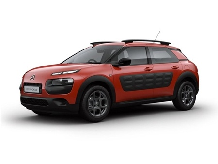 Citroen C4 Cactus 1.2 PureTech (82) Feel *2017 model*