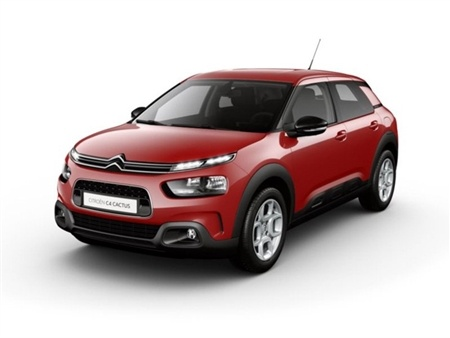 Citroen C4 Cactus *New Model* 1.2 PureTech (82) Feel Edition
