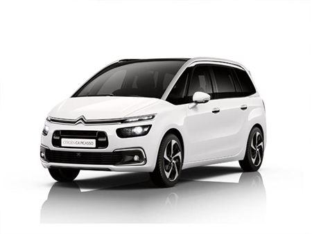 Citroen Grand C4 Picasso 1.6 BlueHDi Flair *Model Year 2016.5*