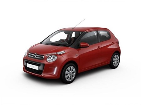 Citroen C1 1.0 VTi Feel 5 Door