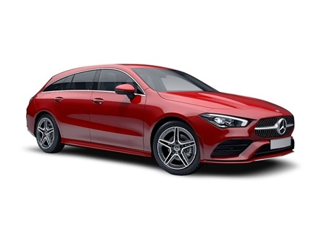 Mercedes-Benz CLA Shooting Brake CLA 200 AMG Line Tip Auto