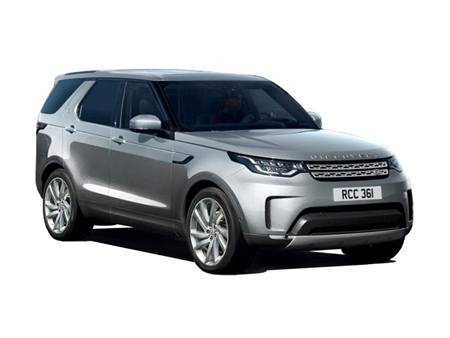 Land Rover Discovery Commercial 2.0 SD4 SE Commercial Auto