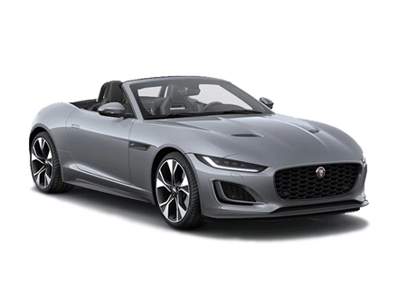 Jaguar F-Type Convertible 2.0 P300 First Edition Auto
