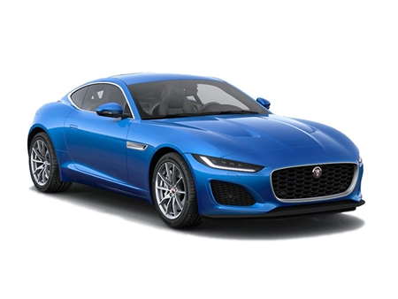 Jaguar F-Type Coupe 2.0 P300 Auto
