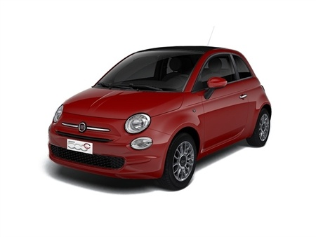 Fiat 500 Convertible 1.2 Pop Star