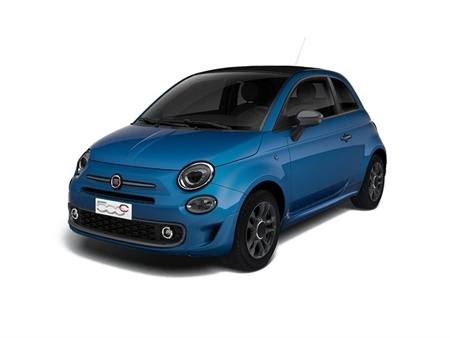 Fiat 500 Convertible 1.2 S