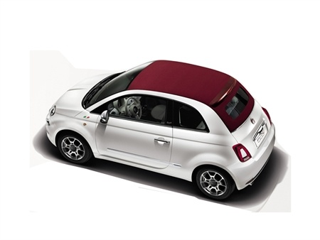 Convertible Car Lease Contract Hire And Convertible Leasing Offers - Fiat 500 lease offers