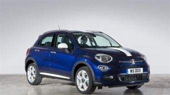 Super Reductions on Fiat 500X for Business Customers