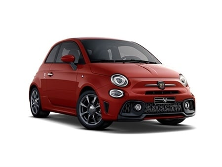 Abarth 595 Hatchback 1.4 T-Jet 145 70th Anniversary