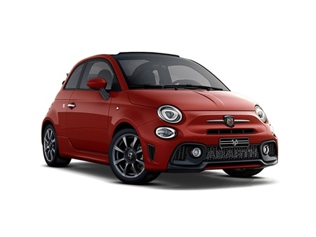 Abarth 595C Convertible 1.4 T-Jet 145