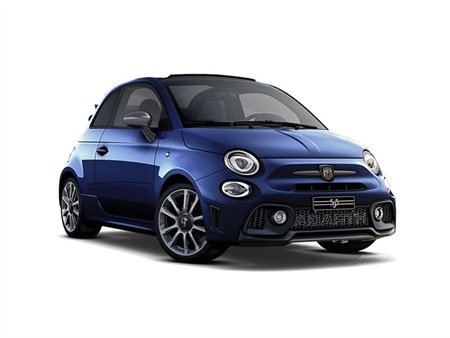 Abarth 595C Convertible 1.4 T-Jet 165 Turismo 70th Anniversary