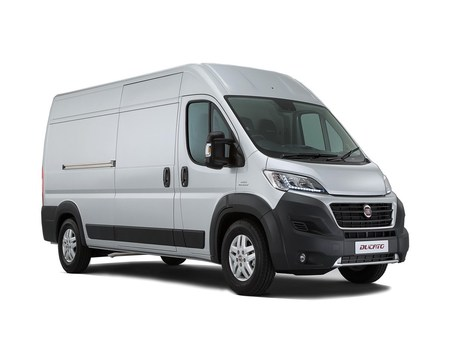Fiat Ducato 35 LWB 2.3 Multijet High Roof 130