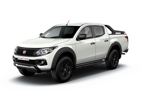 Fiat Fullback 2.4 180hp Cross Double Cab Pick Up Special Edition