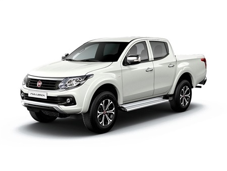 Fiat Fullback 2.4 180hp LX Double Cab Pick Up