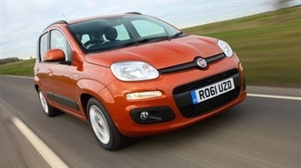 Stock Special on Fiat Panda 1.2 Pop from £80.95 + VAT