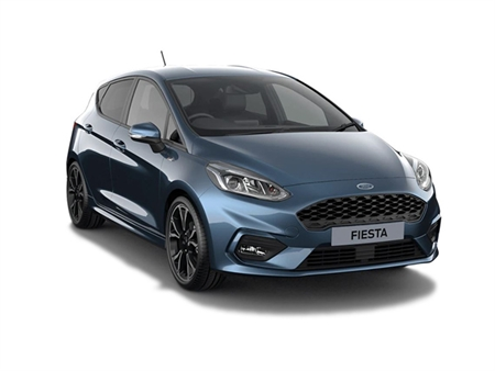 Ford Fiesta Hatchback 1.0 EcoBoost Hybrid mHEV 125 ST-Line Edition 5dr March Reg