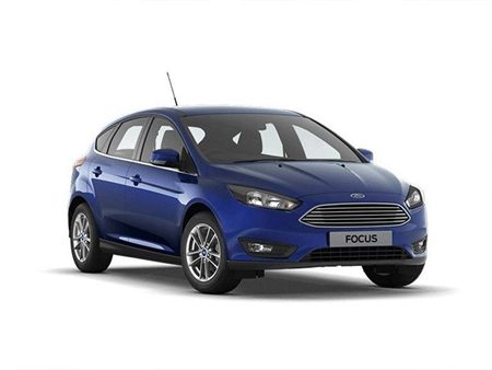 Ford Focus 1.5 TDCi 120 Zetec Edition