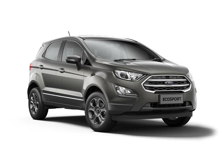 Ford Ecosport 1 0 Ecoboost 125 St Line X Pack Lease Nationwide