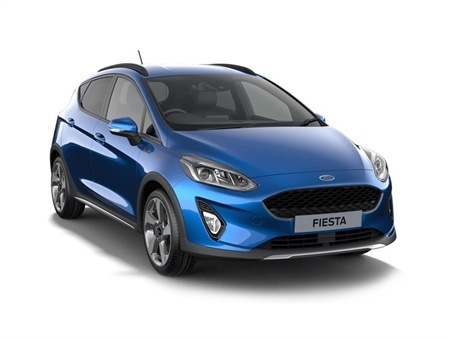 Ford Fiesta Active 1.0 EcoBoost 95 Active Edition