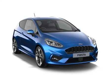 Ford Fiesta 1.0 EcoBoost 125 ST-Line X Edition 5dr