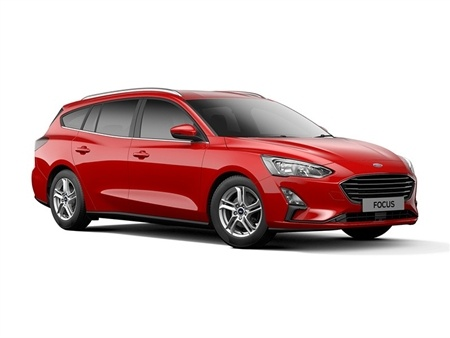 Ford Focus Estate 1.0 EcoBoost 100 Zetec Nav