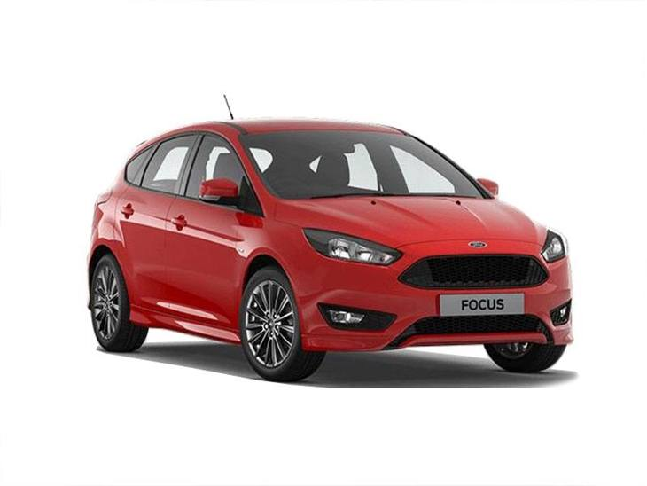 ford focus 1 5 tdci 120 st line navigation car leasing. Black Bedroom Furniture Sets. Home Design Ideas