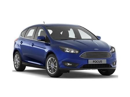 Ford Focus 1.0 EcoBoost 125 Titanium Navigation Auto *Inc. Appearance Pack*