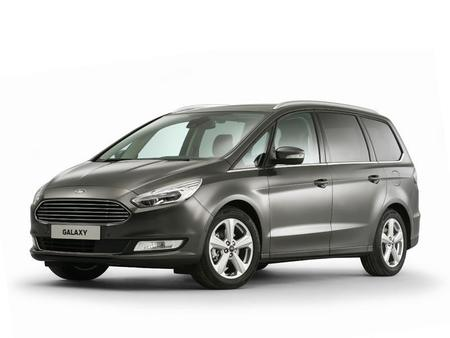 Ford Galaxy 1.5 EcoBoost 165 Zetec