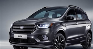 Ford Unveil New Advanced, Sporty and Efficient Kuga SUV