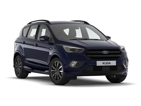 "Ford Kuga 1.5 EcoBoost ST-Line 2WD *Inc. 19"" Alloys & Privacy Glass*"