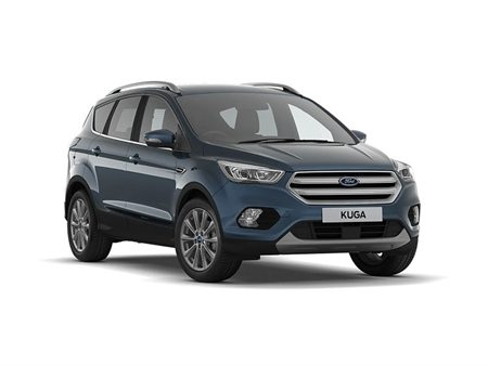 Ford Kuga 1.5 EcoBoost Titanium Edition 2WD
