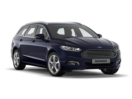 Ford Mondeo Estate 2.0 TDCi ECOnetic Titanium Edition