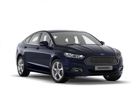Ford Mondeo Hatchback 2.0 TDCI Titanium Edition 5dr Powershift