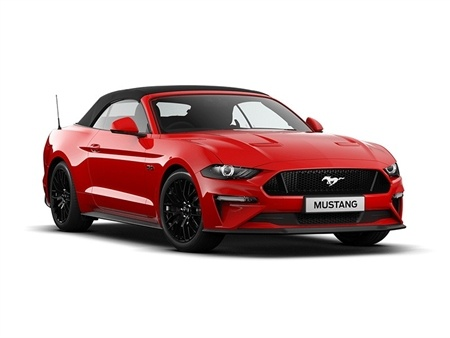 Ford Mustang Convertible 5.0 V8 GT (Custom Pack 2)
