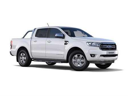Ford Ranger Double Cab Limited 1 2.0 EcoBlue 213 Auto