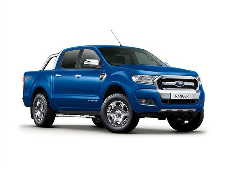 ford ranger double cab limited 2 3 2 tdci 200 auto van leasing nationwide vehicle contracts. Black Bedroom Furniture Sets. Home Design Ideas