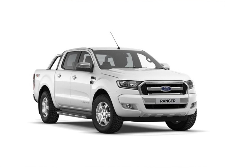 ford ranger double cab limited 2 3 2 tdci 200 auto van. Black Bedroom Furniture Sets. Home Design Ideas