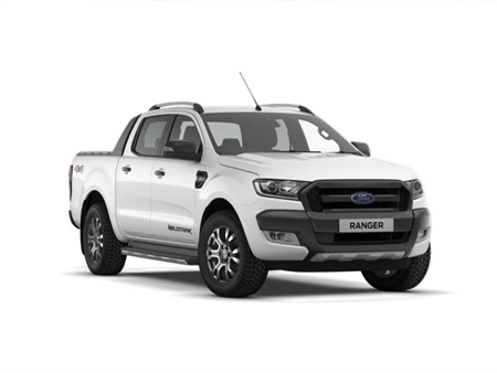 Ford Ranger Double Cab Wildtrak 3.2 TDCi 200