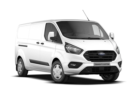 Ford Transit Custom LWB 300 L2 2.0 TDCi 130ps Low Roof Trend Van